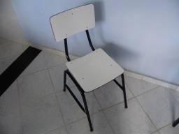 Cadeiras Escolares (Diversos Modelos)