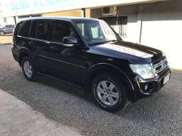 Pajero Full 2008 GLS Turbo Diesel 4x4 Blindada - 2008