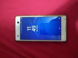 Celular Sony c3 (aceito trocas em TV)