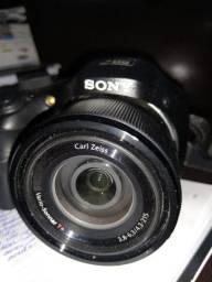 Câmera Sony Semi-profissional HX-300 Zoom de 50x