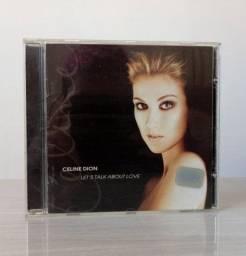 CD Celine Dion - Let's Talk About Love (Versão Nacional) // Leia a descrição