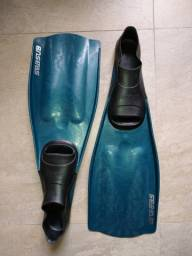 Nadadeira Seasub Mergulho 39-41