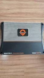 Modulo quantum audio 1200 watts comprar usado  São Paulo