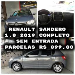 Renault Sandero 1.0 12v Expression 5p