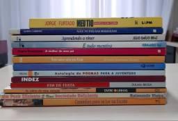 Livros literários diversos