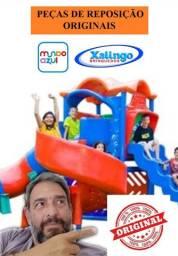 Playground Peça Reposição Nova Fabricantes Freso / Mundo Azul / Xalingo