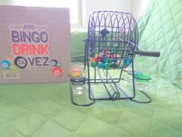 Bingo Drink da Vez