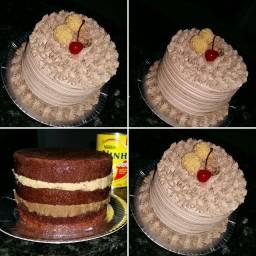 Bolos, tortas, cupcakes,  cake pops, geladinho gourmet,  bolo de pote