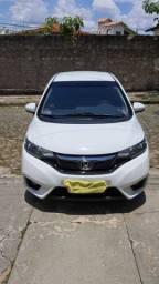Honda FIT Exl Cvt 1.5 Flexone 2017 Branco