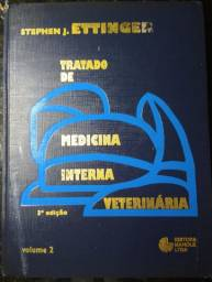Livro - Ettinger Tratado de Medicina Interna Veterinária - Volume 2