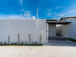 Casa 2 quartos com suíte na primeira Cidade Inteligente do RN