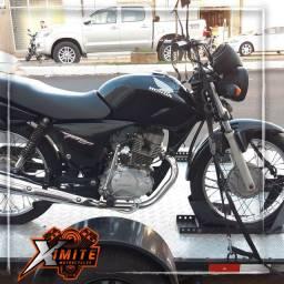 Honda CG Titan 150 KS 2008