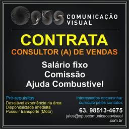 Consultor (a) de Vendas