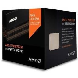Processador amd FX-8350 Vishera c/ Wraith Cooler, Cache 16MB, 4.0GHz