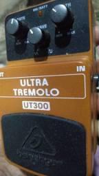 Pedal ultra tremolo UT300 da Behringer