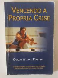 Livro: Vencendo a própria crise (usado / em bom estado)