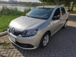 Renault Logan 2018 ( NOVO = ZERO )