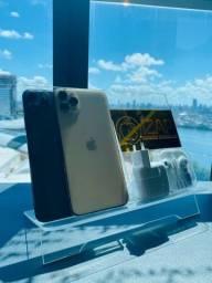 Título do anúncio: iPhone 11 Pro Max 64Gb (aceitamos aparelho Apple de entrada))