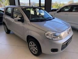 Fiat Uno Vivace 1.0 Flex 2013 Completo 4 Portas
