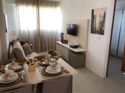 Título do anúncio: AR / Apartamento mobiliado, com 2 suítes a beira mar de Barra de Jangada