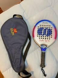 Título do anúncio: Raquete de Padel ou de Beach Tennis
