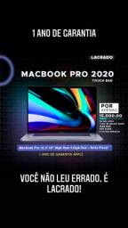 MACBOOK PRO i7 16GB RAM 512GB SSD - LACRADO