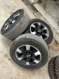 Jogo de roda de variados carros consulte disp...