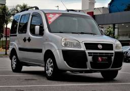 ML- Fiat Doblo Essence 1.8 2014 Completo!