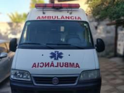 Ambulância UTI 2.8 Economy com Ar Condicionado 2010