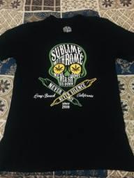 Camiseta Sublime with Rome - Skull