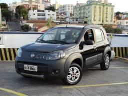 Fiat Uno Way 1.0 Evo Flex Completo Único Dono 2011/2012 Imperdível!!!