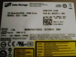Gravador de CD RW portatil com cabo especial RARO