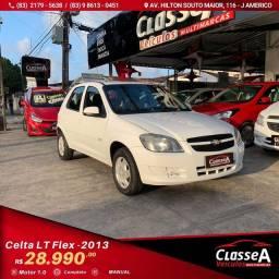 Título do anúncio: CELTA LT 1.0 Flex 2013/2013 Completo Extra