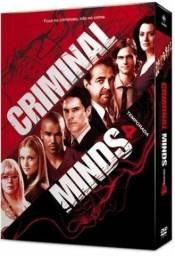 Box Criminal Minds 4 Temporada Original Lacrado
