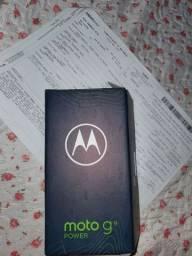 Moto G9 Power zero lacrado garantia 1 ano