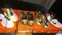 Chuteira infantil Nike Salão