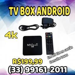 Box TV 4k 128GB