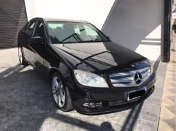 Mercedes-Benz - C 180 1.6 CGI Classic 16V Turbo