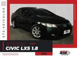 Civic 2009 cambio automático lxs 1.8 novissimo