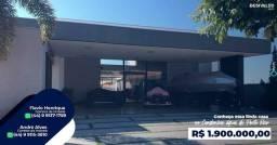 Linda casa de 3 Suítes no Condomínio Águas de Porto Rico Pr