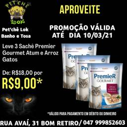 Sachê Premier Gourmet  Gato