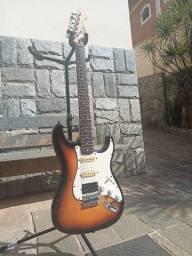 Título do anúncio: Guitarra Squier Special SE com melhorias