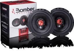 Alto falante 6 polegadas Bomber BBR Triaxial 50w RMS - Par