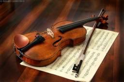 Estude Violino por WhatsApp