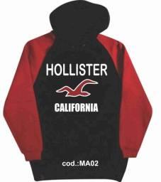 Moletom Hollister
