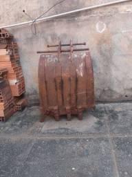 Caçamba Retro Escavadeira