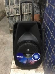 Caixa de som Bluetooth mondial