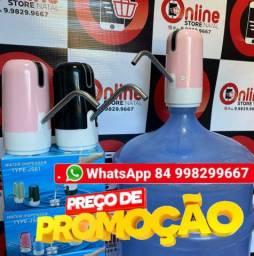 Bebedouro Elétrico De Água Digital Recarregável Usb<br>