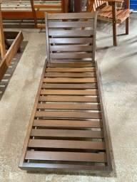 Título do anúncio: Cadeira de Sol Ipê (1,89 x 0,70)