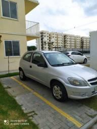 Chevrolet Celta LS prata 2 P (flex)/2013 ÚNICO DONO
